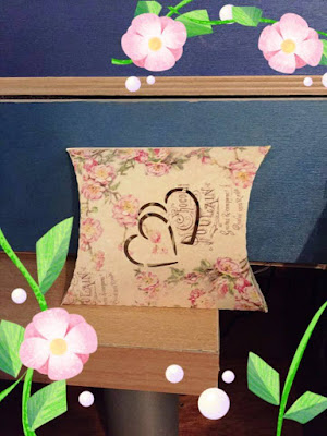 Foto und Umsetzung der Pillow Box: Maria Hölbling