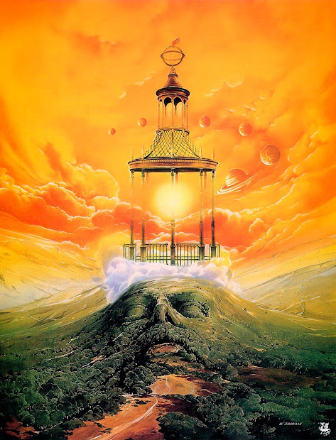 Surrealism And Visionary Art Wojtek Siudmak