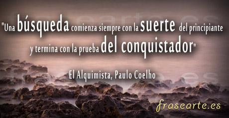 Frases de el Alquimista, Paulo Coelho