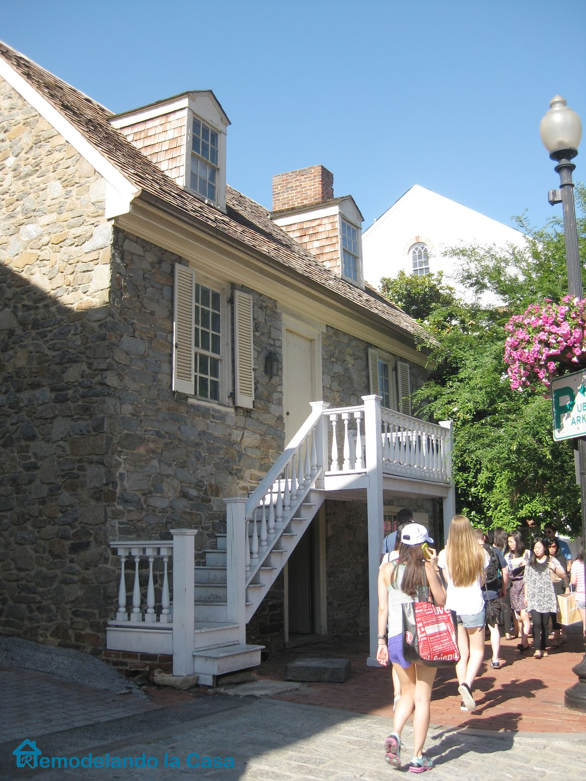 Old Stone House - Washington D.C.