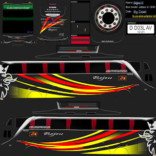 Download Livery Bus Bejeu