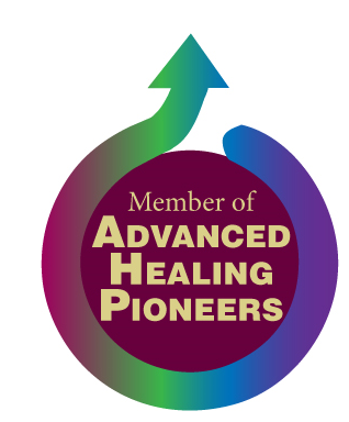 I'm an Advanced Healing Pioneer!