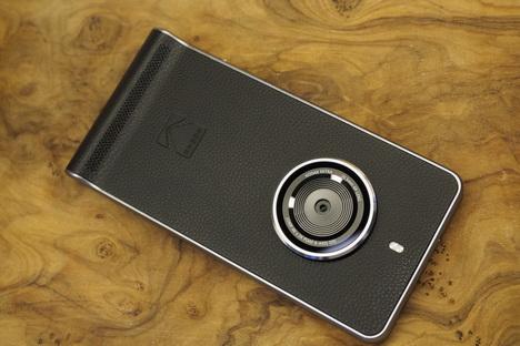 Ponsel Baru Kodak Ektra