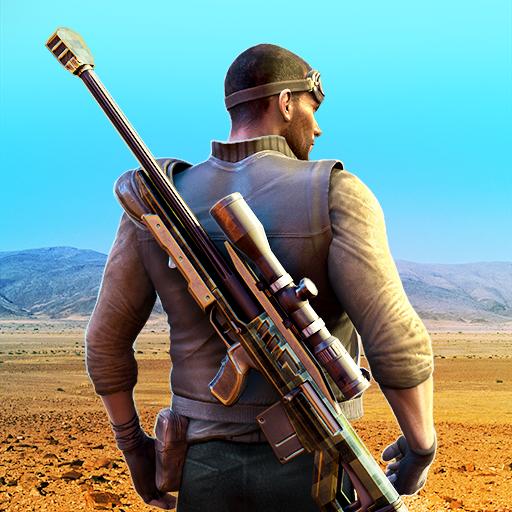 تحميل لعبه Best Sniper Legacy: Dino Hunt & Shooter 3D مهكره وجاهزه