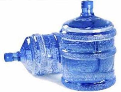 Awas Bahaya Mengkonsumsi Air Isi Ulang