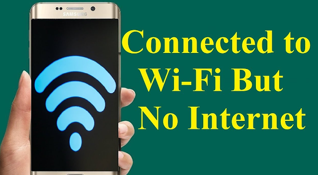 What To Do When WiFi Is Connected Without Access To The Internet