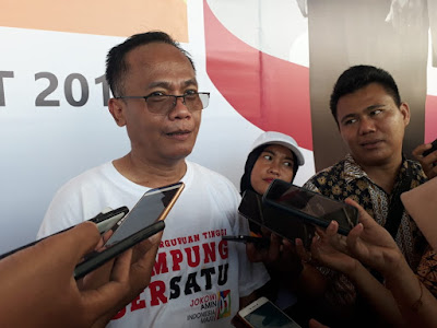 Andi Desfiandi: Terima Kasih Pak Jokowi, Terima Kasih Semua