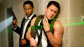 White House Down Channing Tatum Jamie Fox