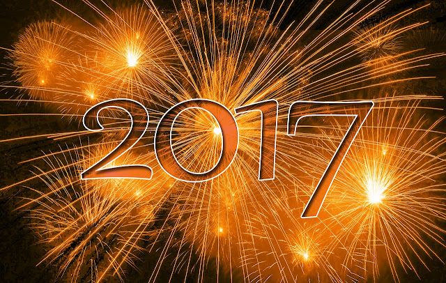 Happy New Year 2017 Cards for Facebook