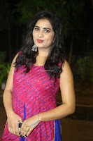 Srushti in beautiful Pink Sleeveless Dress Cute Actress Dimples ~  Exclusive 023.JPG