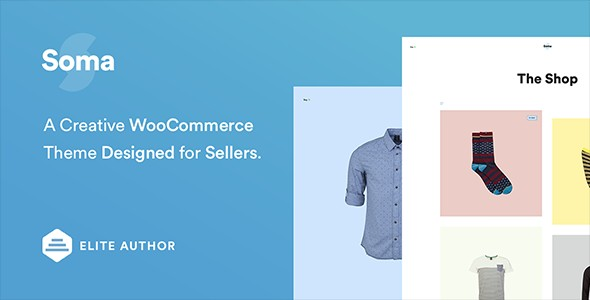 Soma Creative WooCommerce Wordpress Themes