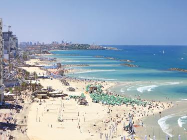 #Israel: Guía de Playas