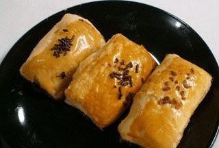 Cara Membuat Kue BANANA BOLLEN