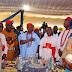 Media Tour: Obiano stand up to be recognized by Odogwu Emeka Odogwu