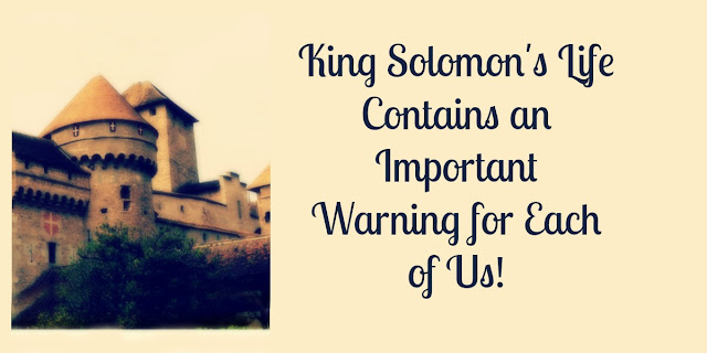 King Solomon Chose Love for Women over Love for God