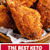The Best Keto Fried Chicken I've Ever Had