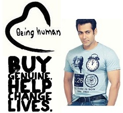Being Human Men's Clothing – Flat 40% Off @ Jabong