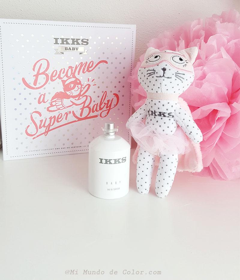 IKKS baby perfume bebes y niños