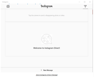 Instagram Direct Message Pc
