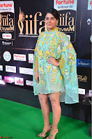 Isha Talwar in Transparent Cute Small mni dress at IIFA Utsavam Awards 2017  Day 2    HD Exclusive Pics 15.JPG