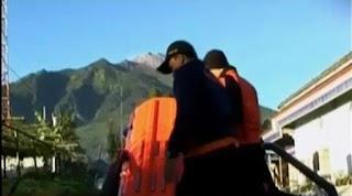 50 pendaki yang sempat terjebak di puncak