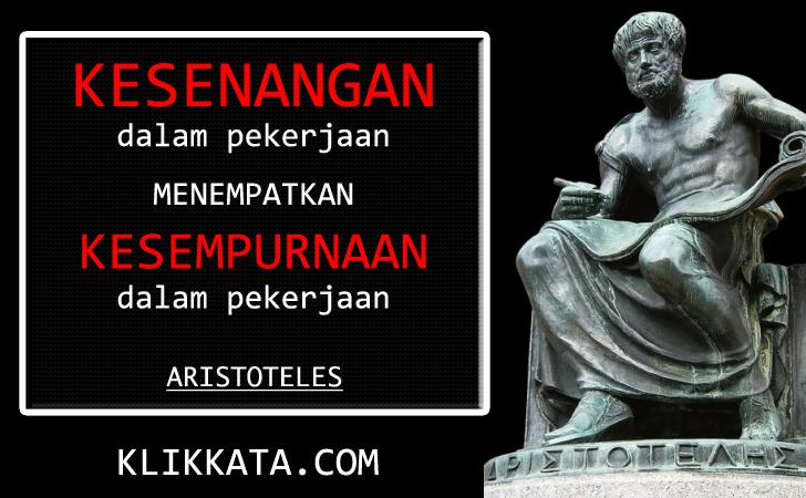 Kumpulan Quotes Hebat (Bijak dan Filosofis) Dari Pemikiran Aristoteles