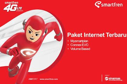 Paket Internet Smartfren Terbaru Berlaku Mei 2017