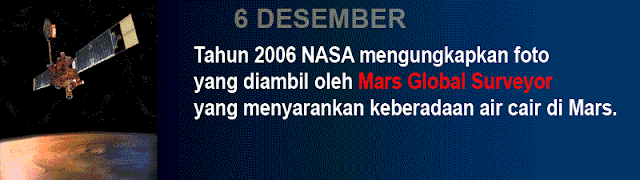 Foto Mars Global Surveyor