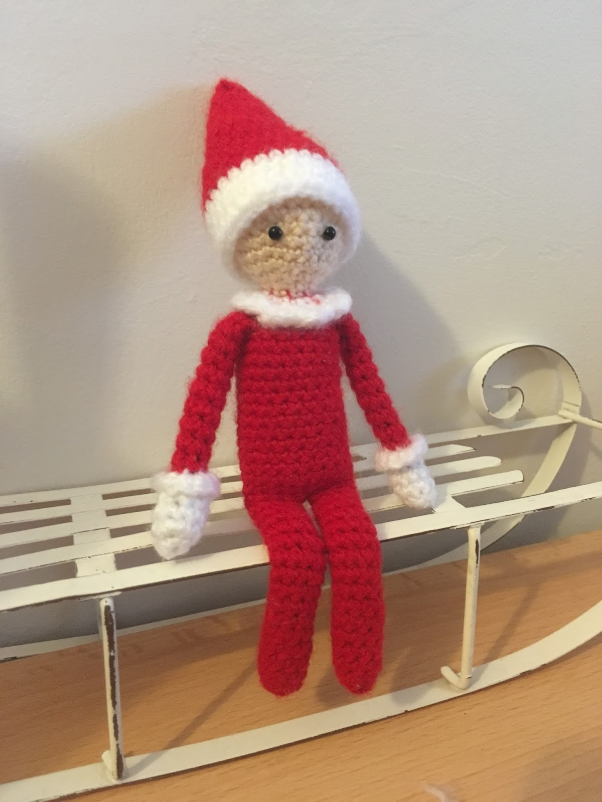 Christmas Elf - Free Crochet / Amigurumi Pattern | Ganchillo ... | 1600x1200
