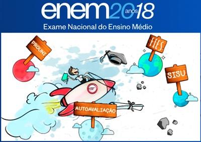 Exame do ENEM 2018