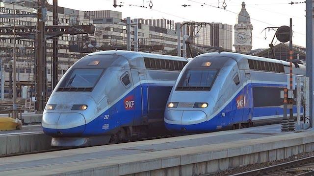 Estação Gare de Lyon em Paris