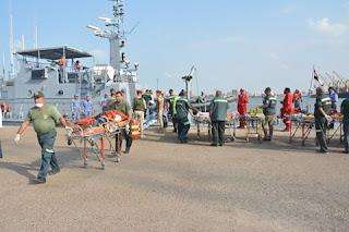 """تنفيذ التجربة """" مصر 3"""" لإختبار قدرة الأجهزة المعنية على تنفيذ مهام البحث والإنقاذ"""