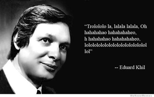 Google .. من هو ادوارد خيل الروسى الذي يحتفل جوجل بالذكرى الـ 83 لميلاده Eduard Khil وأهم أعماله الفنية