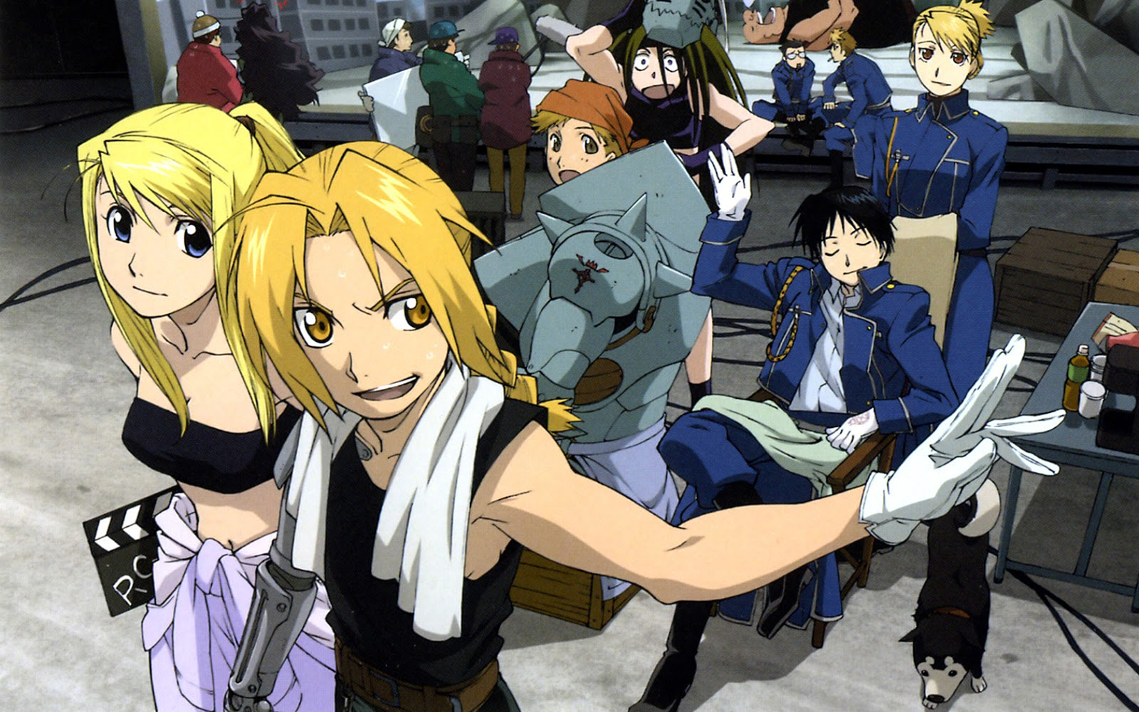 Full Metal Alchemist Brotherhood [64/64] [Dual Audio] HD MEGA 1 LINK