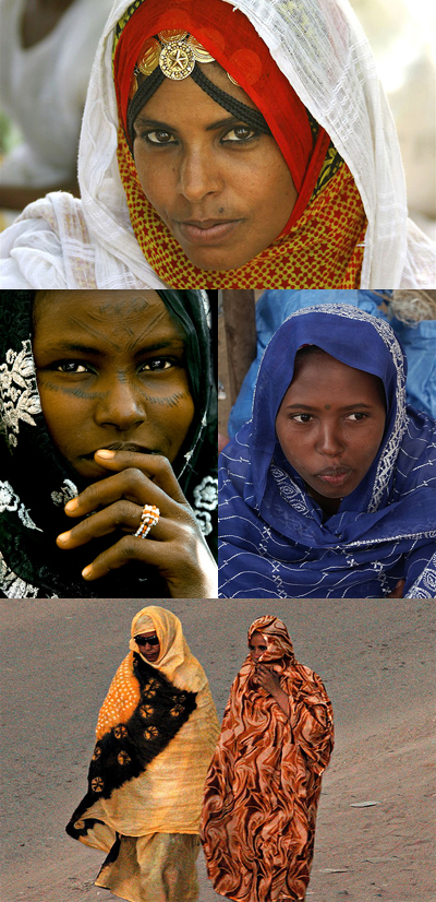 Omsoul Hijab African Queens