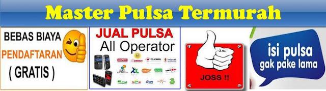 Distributor Pulsa Bisnis Agen Pulsa Elektrik Termurah