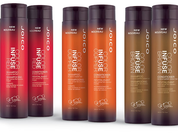 New in Joico Colour Care