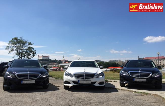 Bratislava Airport Taxi Luxury Cars In Our Car Fleet