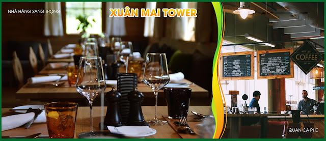 hệ thống tiện ích hiện đại của dự án Xuân Mai Thanh Hóa