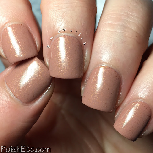 Takko Lacquer - Exhibitionist - McPolish