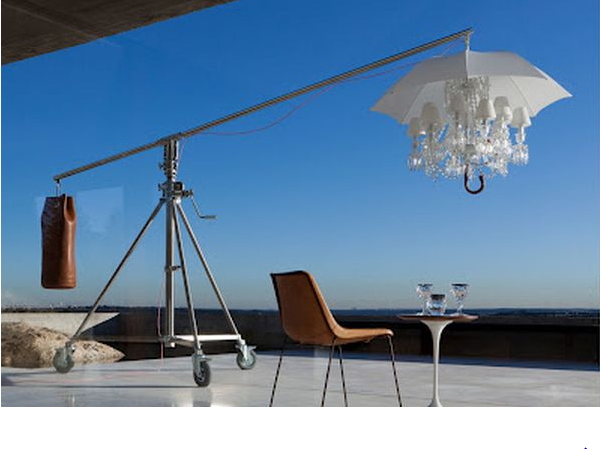 Marie Coquine Lamp design by Starck for Baccarat