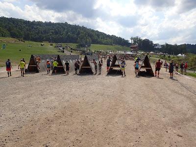 Spartan Race Olympus