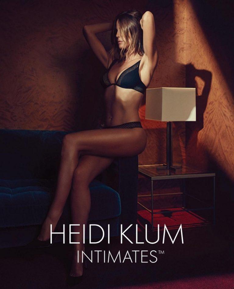 Heidi Klum for Heidi Klum Intimates Spring/Summer Latest