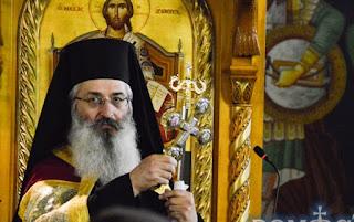 Αλεξανδρουπόλεως Άνθιμος: Φοβάμαι ότι η χώρα μας θα βρεθεί στο «μάτι του κυκλώνα»
