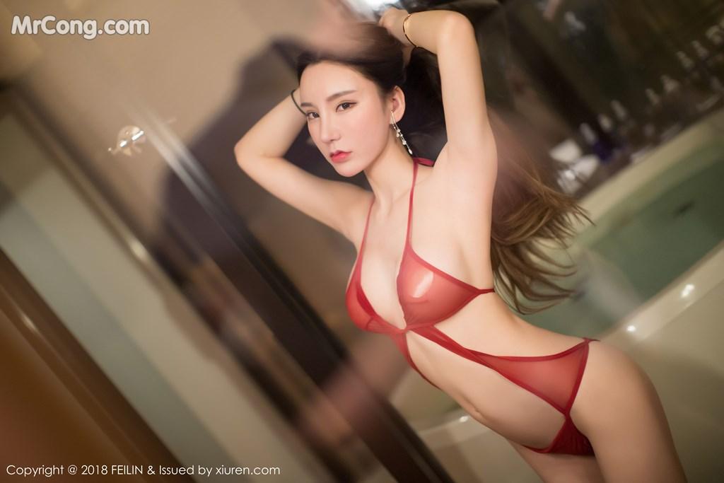 Image IMISS-Vol.238-Zhou-Yuxi-MrCong.com-010 in post IMISS Vol.238: Người mẫu Zhou Yuxi (周于希) (38 ảnh)