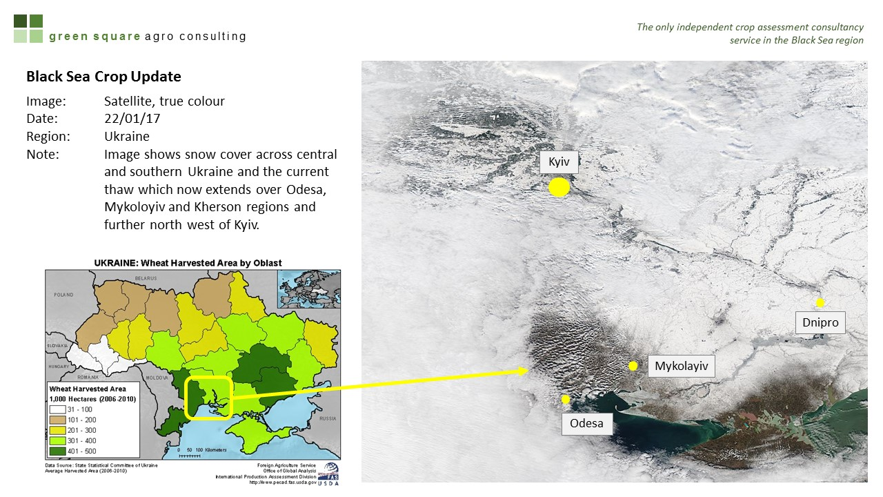 Us Snow Cover Map Globalinterco - First snow map us