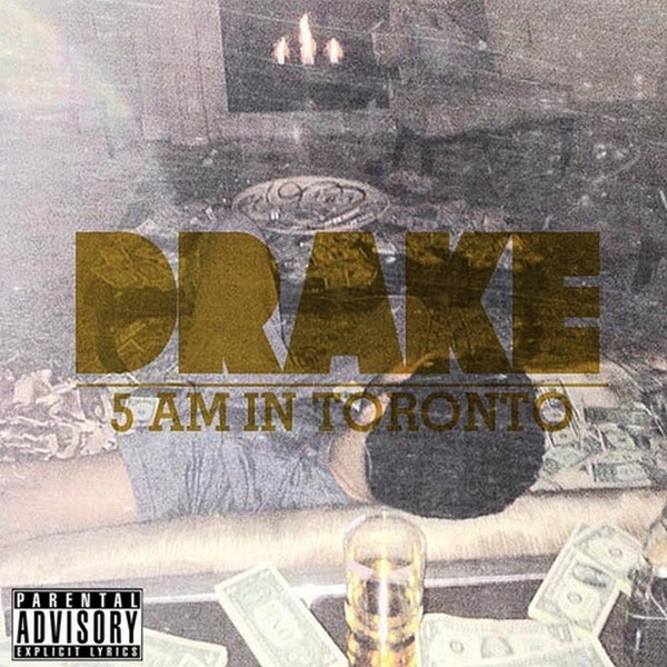 Drake - 5 Am in Toronto Cover