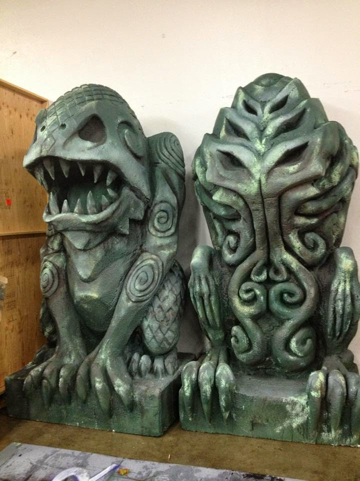 Propnomicon Dagon And Cthulhu