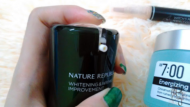 Monthly Project; Nature Republic Whitening & Wrinkle Improvement Ginseng Royal Silk Essence