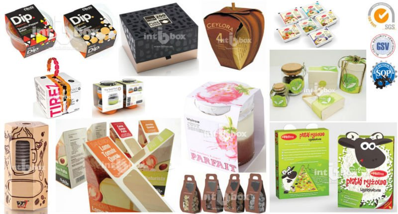 Custom Food Packaging Printing Design\'s: Find and save ideas about ...